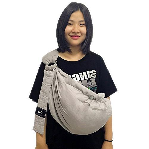 ring sling wrap carrier