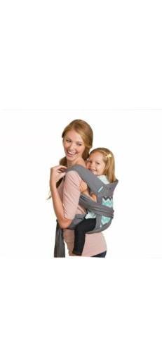Infantino Sash Wrap and Tie Mei Tai Carrier - Ikat Chevron