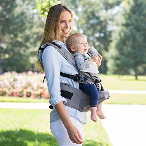 LILLEbaby Seatme Baby - Cotton