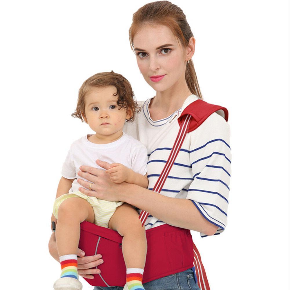 Baby Stool Walker Hipseat Belt Infant Hip Seat USA