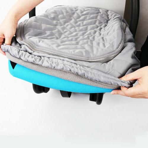 Warm Baby Seat Cover For Newborn Grey Cover