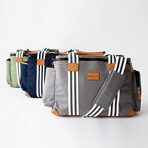 Baby K'tan Weekender Travel Diaper Bag Changing Pad, Wet Dry Bag, Wipes Dispenser - Uses