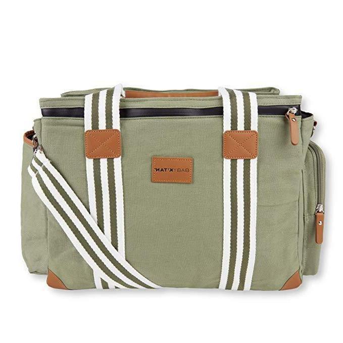 Baby K'tan - Travel Bag Changing Pad, Bag, Wipes Uses -