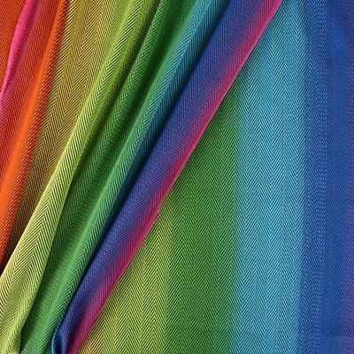 DIDYMOS Woven Carrier Lisca/Herringbone Rainbow