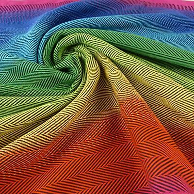 Carrier Rainbow Cotton, Size