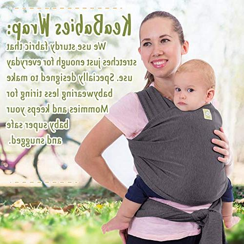 Baby Wrap All-in-1 Stretchy - Baby - Carrier Babys Free Carrier Wraps - Baby Gift Fits All