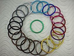 Large Aluminum Rings Designed for Baby Slings Carrier Make Y