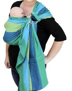 Maya Wrap Comfortfit Ring Sling & Baby Carrier, Plume, Large