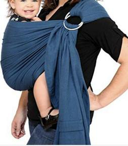 Maya Wrap Lightly Padded Ring Sling & Baby Carrier - Twiligh