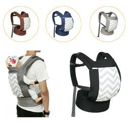 Lightweight Breathable Infant Baby Carrier Ergonomic Design