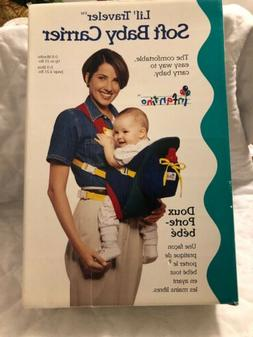 lil traveler soft baby carrier 0 9