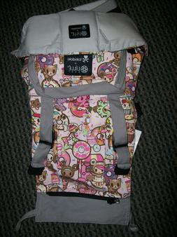 Lille Baby SeatMe baby carrier Tokidoki Donutella Sweet Shop