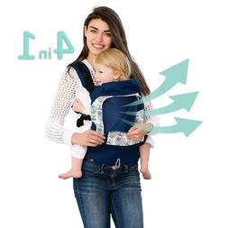 LILLEbaby 4-in-1 Essentials All Seasons Baby Carrier - Seven