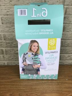 Lillie Baby Complete All Seasons Baby Carrier Newboen-Toddle