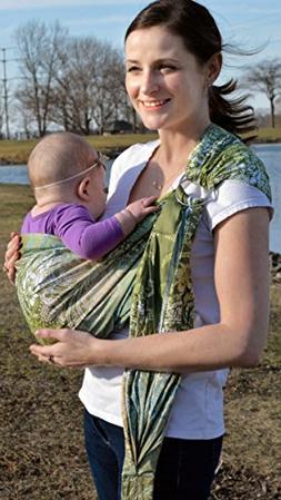 Lite on Shoulder Baby Sling Ergonomic, Cotton , Adjustable C