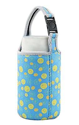 Lovely Baby Bottle Tote Bag Food Jar Tote Bag Lunch Box Bag