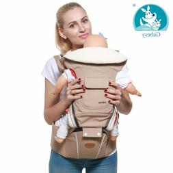 luxury 9 in 1 hipseat ergonomic baby carrier 360 mochila por