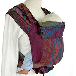 DIDYMOS Meh-Dai/Mei Tai  Baby Carrier Fairytale , One Size