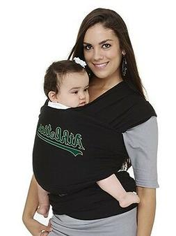 Moby Wrap MLB Edition Baby Carrier One Size Oakland Athletic