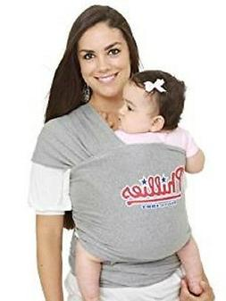 Moby Wrap MLB Edition Baby Carrier One Size PA Phillies