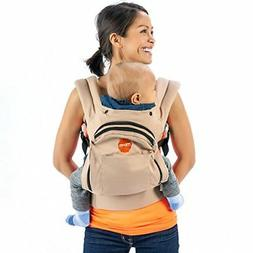 Mo+m Baby Carrier  Soft Structured Sling w/ Cooling Vent, Ho
