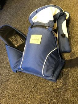 BEBEAR Multifunction Hip Seat Baby Carrier Color-Blue New Op