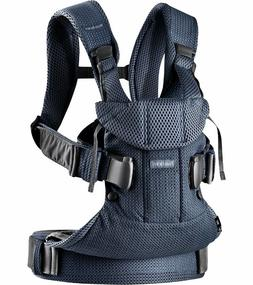 Navy Blue Baby Bjorn Baby Carrier One Backpack 0-3yrs 8-33lb