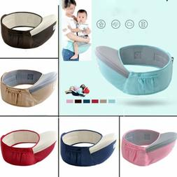 NEW Baby Carrier Bag Waist Stool Walker Sling Belt Kid Infan