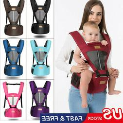 New Baby Carrier Infant Kid Baby Hipseat Sling Front Kangaro