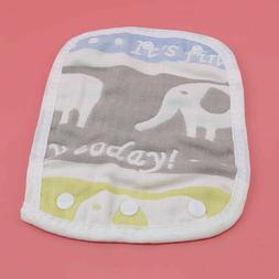NEW Baby Carrier Strap Cartoon Saliva Towel Soft Cotton Baby