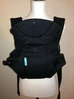New - Black - Infantino Flip 4-in-1 Convertible Baby Carrier