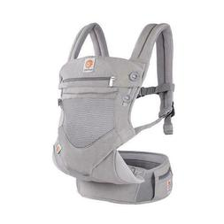NEW Ergobaby Carrier 360 Pure Cool Grey with Breathable Mesh