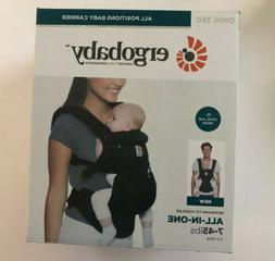 NEW Ergobaby Cool Air Mesh ALL-IN-ONE OMNI 360 Baby Carrier