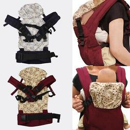 New Cotton Front and Back Baby Newborn Carrier Infant Comfor