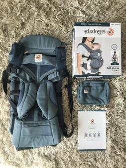 new in box omni 360 baby carrier