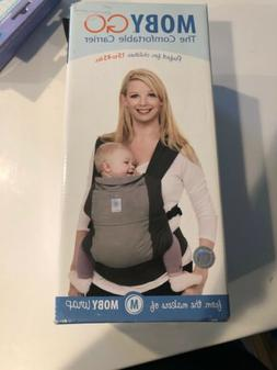 NEW in the Box - Moby Go Baby Carrier Gray Wrap