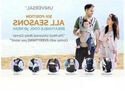 New Lumiere 6 In 1 Baby Carrier With User And Baby Comfort U