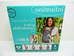 New Sealed Infantino Flip Advanced 4 in 1 Convertible Baby C