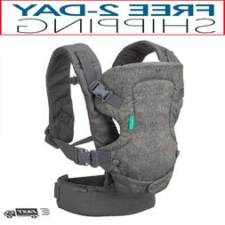 NEW the Infantino Fusion Flexible Position Baby Carrier lumb