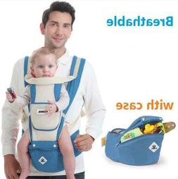 Newborn Baby Carrier Breathable Ergonomic Support Wrap Sling