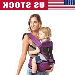 Newborn Baby Carrier Kid Toddler Waist Hip Seat Wrap Belt Sl