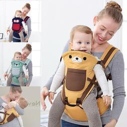 Baby Carrier Sling Wrap Backpack Front Back Soft Structured