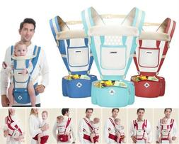 Newborn Baby Carrier Sling Wrap Backpack Front Back Chest Er