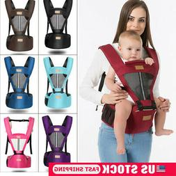 Newborn Baby Infant Carrier Breathable Ergonomic Adjustable