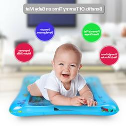 Inflatable Baby Water Mat Novelty Play for Kids Boys Girls I