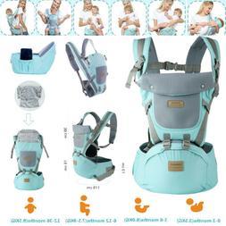 Newborn Infant Baby Carrier Breathable Ergonomic Adjustable