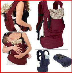 Newborn Infant Baby Carrier Comfort Breathable Backpack Buck
