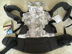 NWT Angelpack Grow Baby Carrier Unicorn Dream on Gray with A