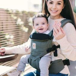 Ergobaby Omni 360 All-in-One Ergonomic Baby Carrier, All Car