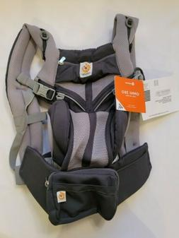 ERGOBABY OMNI 360 All Positions Baby Carrier... Color: Charc